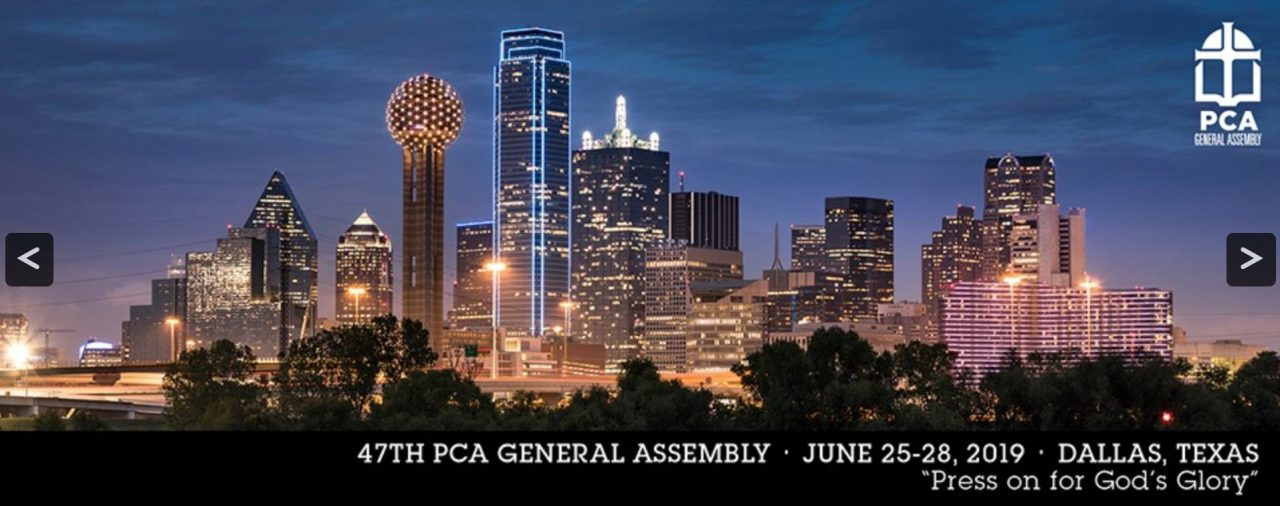 PCA General Assembly overtures concerning Revoice: advice for the godly