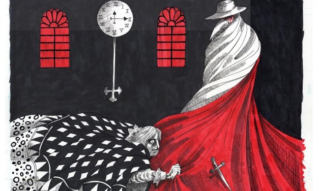 162. Masque of the Red Death
