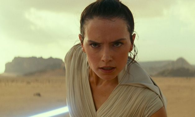 An Open Letter to Rey from Star Wars, Part II