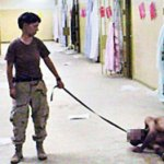 Abu Ghraib: women abusing men