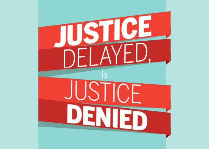 Revoice: justice delayed is justice denied