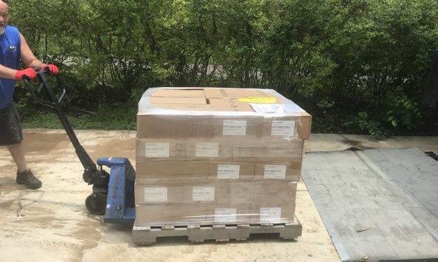 The books are here!