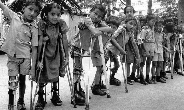 The polio vaccine