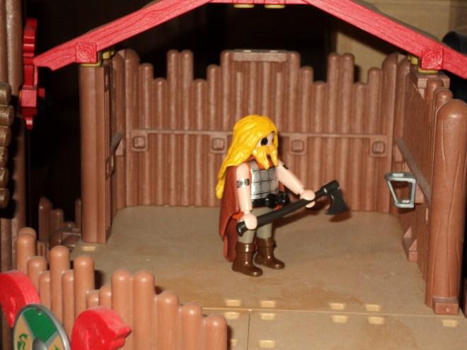 Playmobil Custom Viking Hero 4