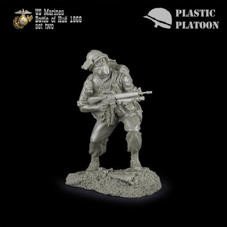 Plastic Platoon Marines Set 2g