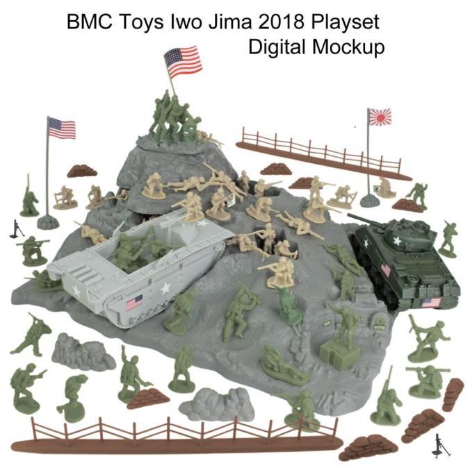 BMC IWO JIMA