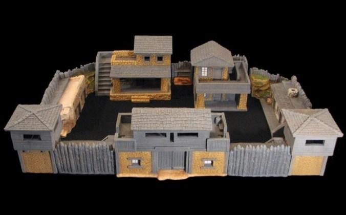 Paragon Fort Apache