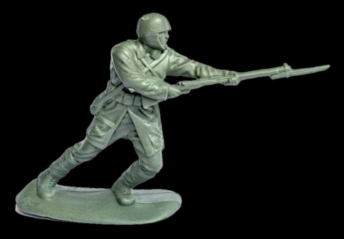 Mars Japanese Paratroopers WH1a