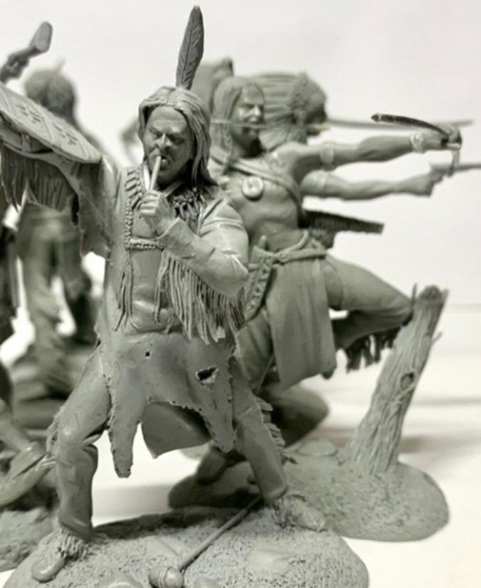 Plastic Platoon Indians9