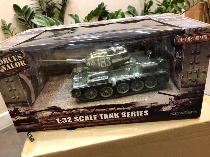 FOV T34 183 Boxed