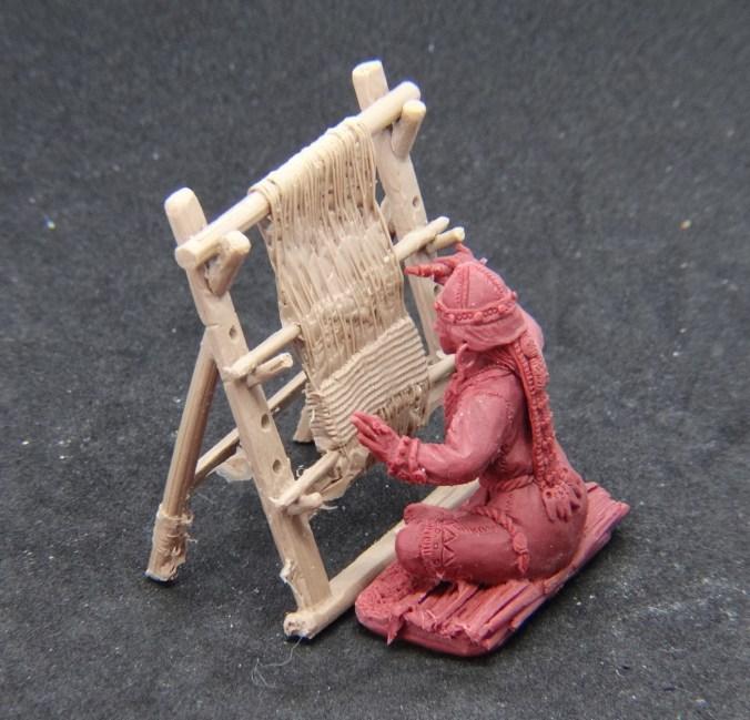 Ancient Aryans Set 22 Figures 1a
