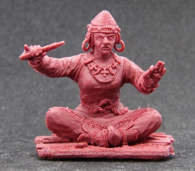 Ancient Aryans Set 22 Figures 1d