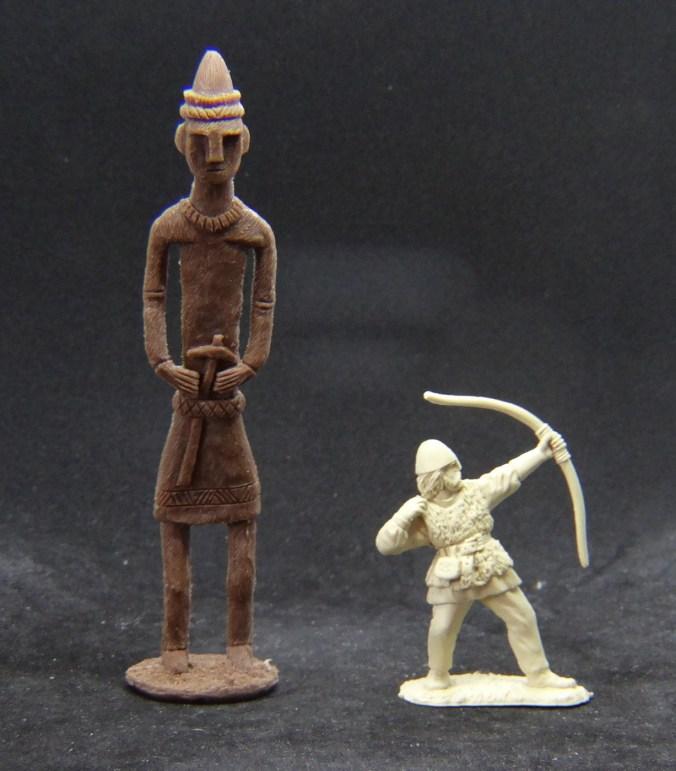 Ancient Aryans Set 22 Figures e