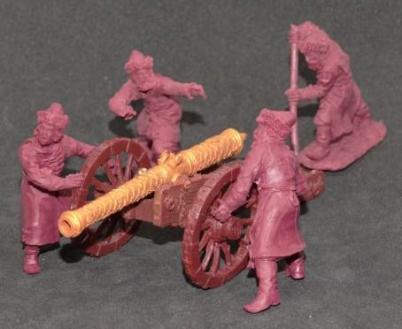 Streltsy regiment of artillery1