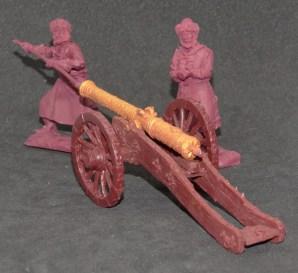 Streltsy regiment of artillery4