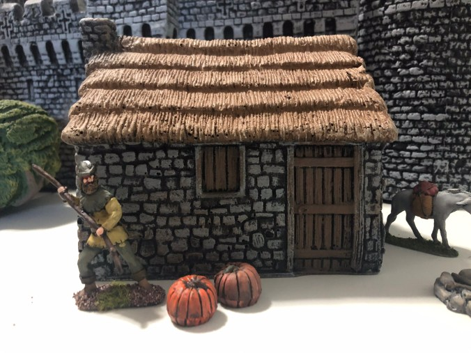 Medieval Stone Cottage – Small