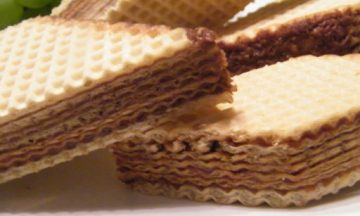 Tort waflowy Pischinger