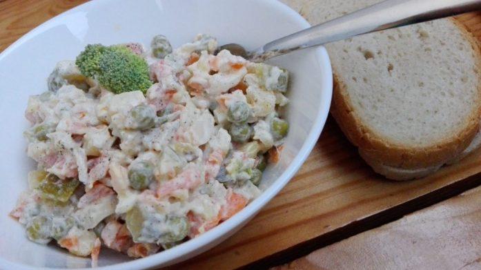 salataka jarzynowa tradycyjna