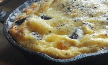 Frittata czyli włoski pomysł na śniadanie