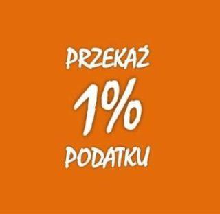 Przekaż 1% podatku Agnieszce