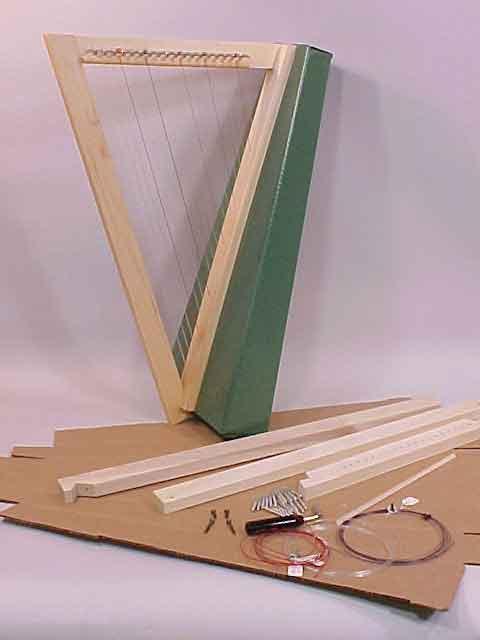 waring harp kit