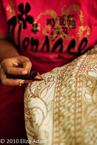 Cara Pembuatan Batik : pembuatan, batik, PEMBUATAN, Warisan, Batik