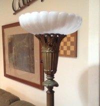 300w halogen floor lamp - medium rare collection | Warisan ...