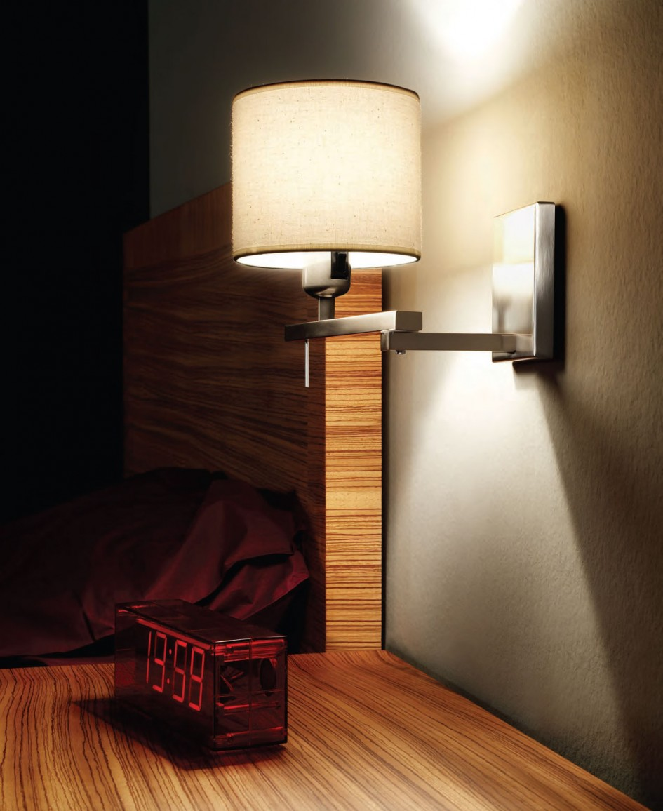 Bed reading lamps