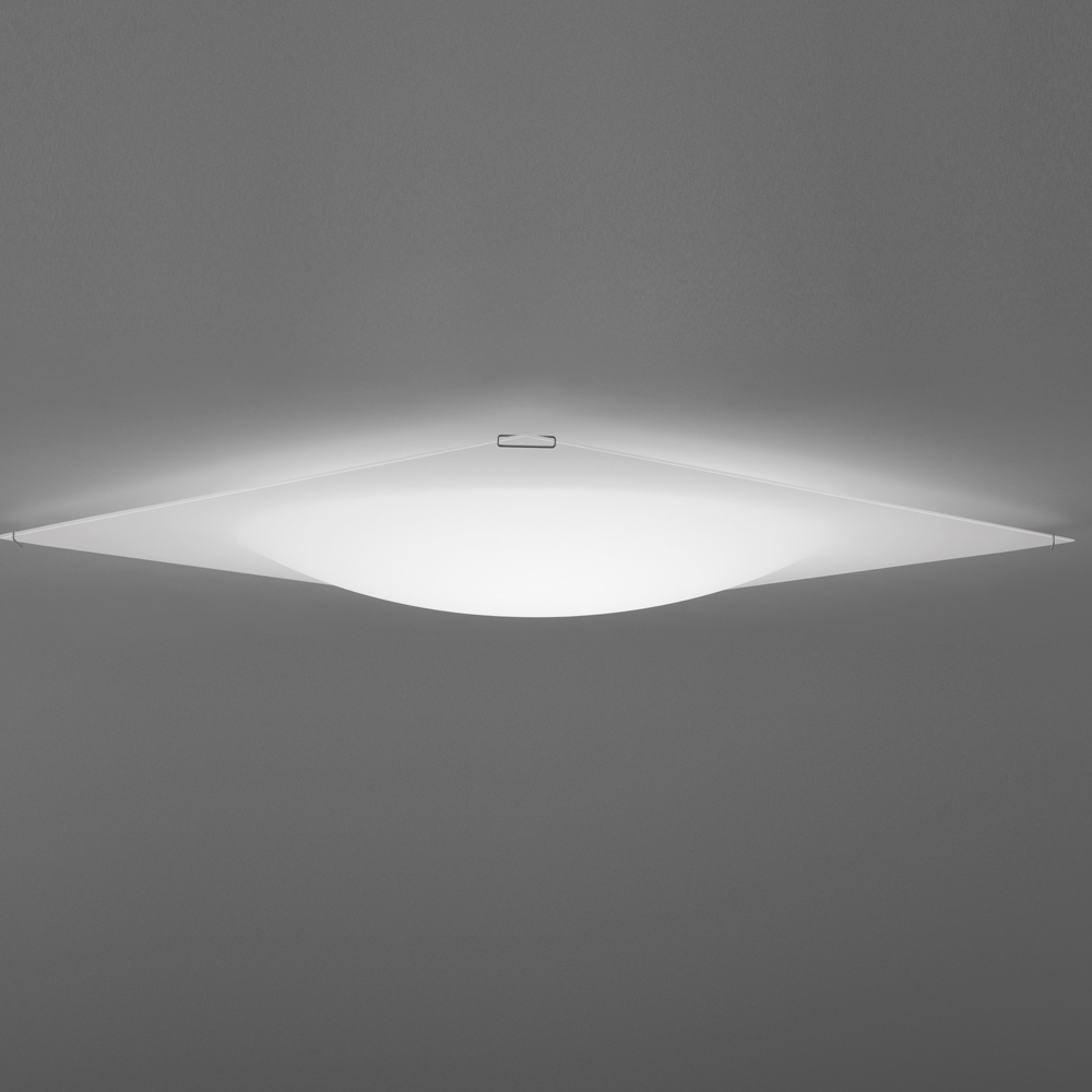 Flat ceiling lights