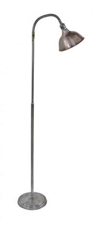 Gooseneck floor lamps - enhances the aesthetic decor of ...