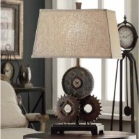 Industrial style table lamps - 11 highly ranked lamps with ...