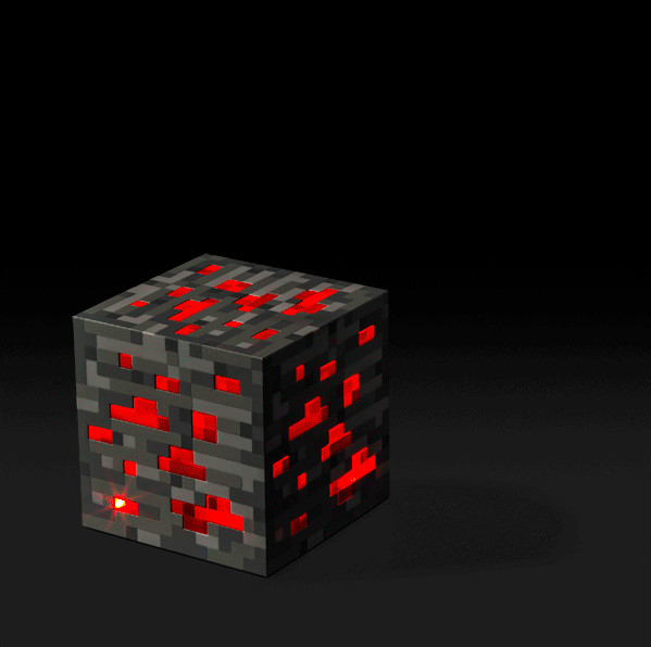 Minecraft redstone lamp  16 unique lighting for the fun zone  Warisan Lighting