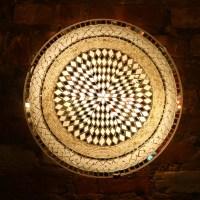 Mosaic Ceiling Light | Integralbook.com