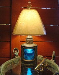 small nautical table lamps | Roselawnlutheran