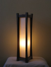Paper table lamps