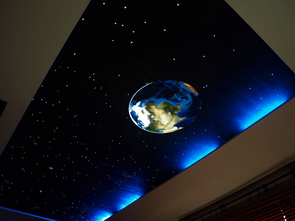 Star ceiling light projector