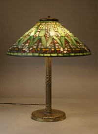 10 secretss of Tiffany antique lamps