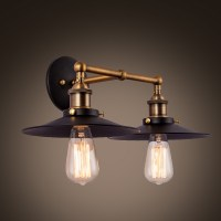 Vintage wall light fixtures - add a touch of the 70's or ...