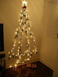 How to make a chrismas wall tree - 15 amazing Wall ...