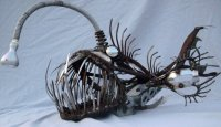 10 facts about Angler fish lamps | Warisan Lighting
