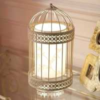 Bird cage table lamp - Something Extraordinary on Your ...