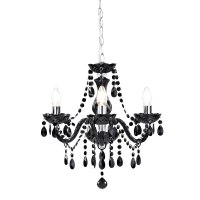 10 benefits of Black chandelier wall lights