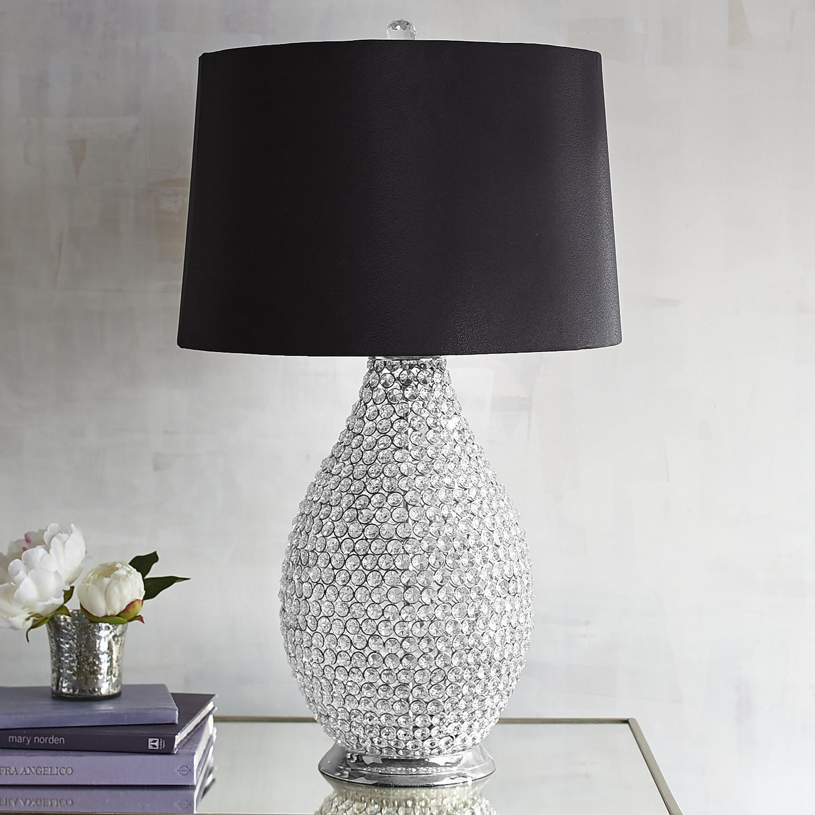 TOP 10 Black crystal table lamps 2019  Warisan Lighting