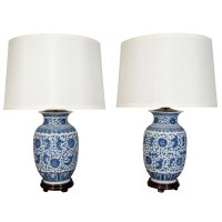 Blue and white ginger jar lamps - 25 tips for choosing ...