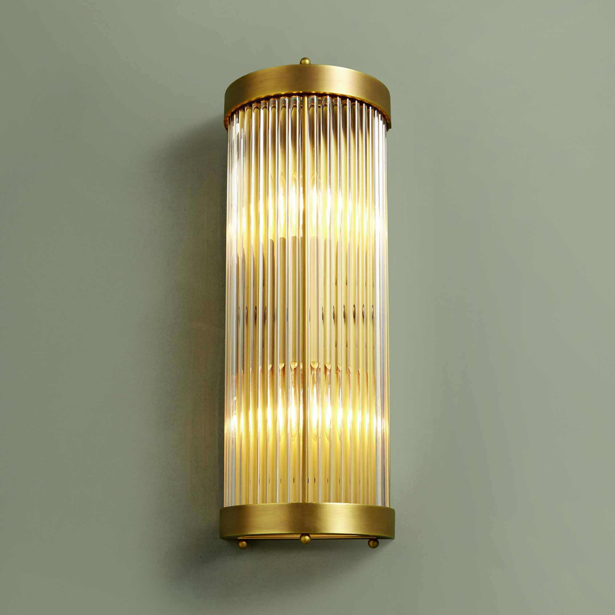 10 Reasons for the brass bathroom wall lights  Warisan