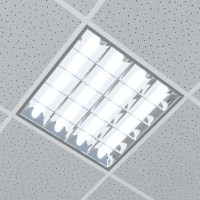 Ceiling office lights description and directions for use ...