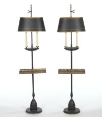 Best Combination for Your Floor Lamp With Table Attached ...