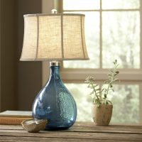 25 methods to Beautify your lamps with Glass lamp finials ...
