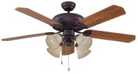 Hampton bay 4 light ceiling fan