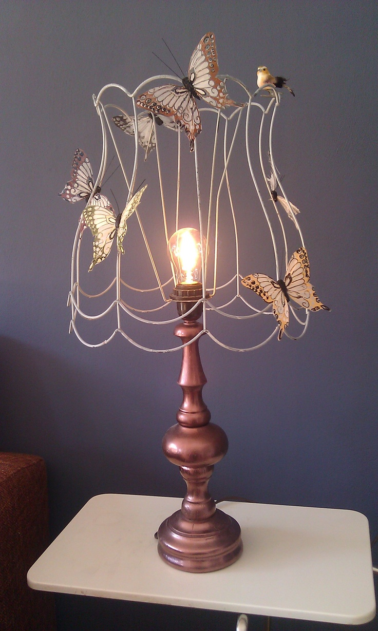Create Ambience in your home with home made lamps